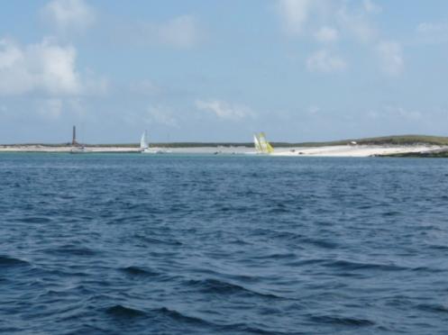 un hot-spot discret vu de la mer...??