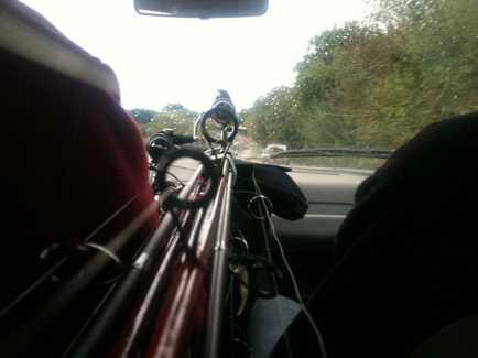 En route pour Belle île